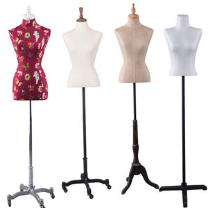 Shopping boutique display female mannequin wedding dress forms for display (NFM)