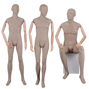 Fashion Model Mannequin Paper Wrapped Fiberglass Mannequin For Sale (CTM)