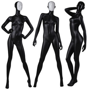 Customized beautiful female mannequins full body change face mask fashion mannequins for clothing display(BF)