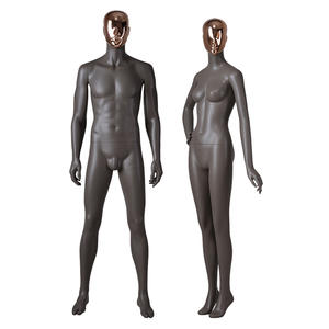 wholesale male mannequins shop man business suit change face mask mannequin(EDG)