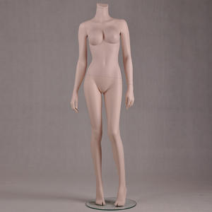 Fiberglass Full Body Posing Headless Female Mannequin Wholsale(HF Series Headless Mannequin)