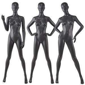 Fiber Glass Full Body Vintage Beautiful Abstract Female Posing Mannequin For Store(TG)