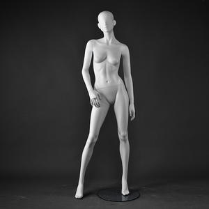 Wholesale Fiberglass Fashion Designer Mannequin Semi-abstract Female Mannequins Female Fiberglass Sexy Mannequin(AFM Series Female Fiberglass Sexy Mannequin)
