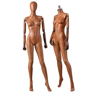 Water transfer printing mannequin fashion female mannequin form wholesale with adjustable hand(PX)