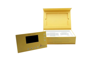 touch screen customized video gift box supplier