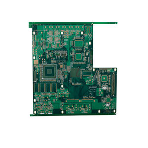 8 Layers Immersion Gold PCB for Virtual Reality Facilities Game