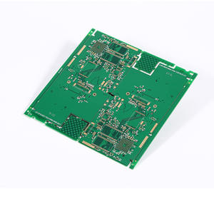 6 Layers BGA Immersion Gold pcb