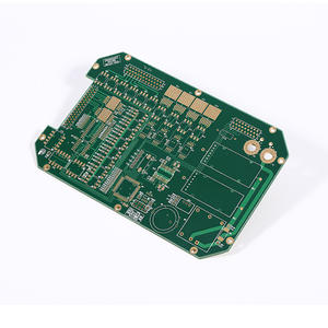 8L Immersion Gold Pcb