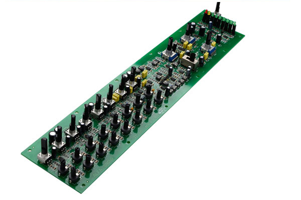 High Power Stage Audio Amplifier PCBA