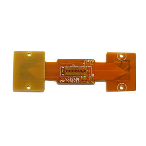 4 Layers Flex-rigid PCB ENIG for Tele-communication
