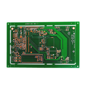 2L 4OZ HASL Heavy Copper PCB Board Industrial Power Supply