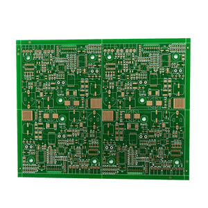 2L 4oz Heavy Copper HASL PCB Industrial Control Power Supply