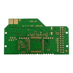 4 Layers 3oz PCB Heavy Copper HASL Fueling Systems Equipment Control
