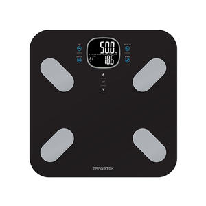 Transtek portable slim bluetooth bathroom scale