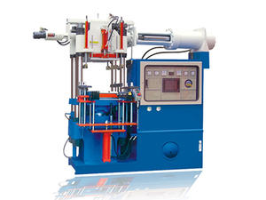 2RT-Horizontal silicone injection molding machine