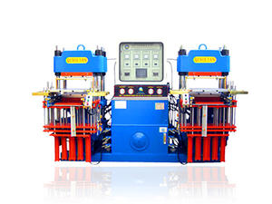 4RT Silicone Vulcanizing Press Molding Machine
