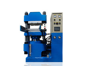 Laboratory hot press compression molding machine for composite materials