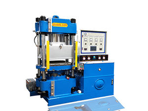 Industrial Single Workstation Vacuum Compression Molding Machine