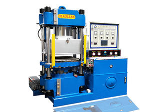 Laboratory compression molding machine for Composite materials