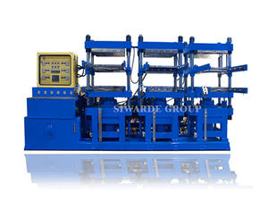 Carbon Fiber Molding Machine With Multi-stage