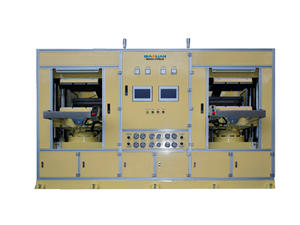 PC Composite Film Air Pressure Forming Machine