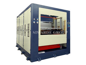 China best selling ABS film air pressure forming machine,ABS film forming machine