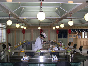 Conveyor Belt Sushi Machine