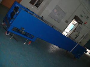 Mobile Telescopic Belt Conveyor With Adjustable Speed