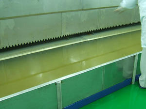 Best seller of Baking Paint House for Automatic Painting Coating Line manufacture