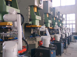 Professional Industrial robotic automatic stamping manipulator factory