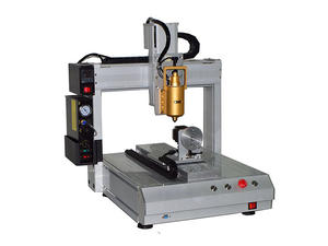 High Precision Automatic Glue Dispensing Robot Machine supplier