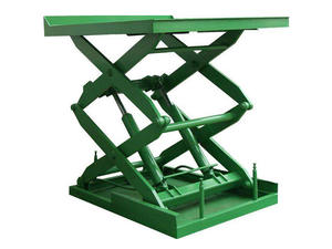 Industrial vertical hydraulic elevator work platform factory