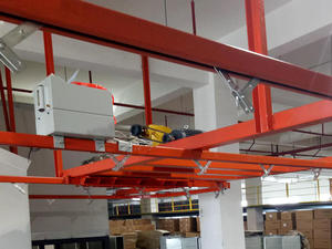 High quality Suspended Production line overhead conveyor supplier