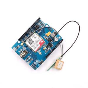 GPRS GSM GPS Shield (SIMCOM- SIM808) - Makerfabs