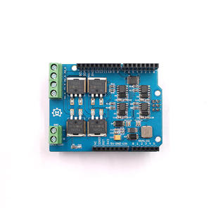 H-Bridge Motor Shield