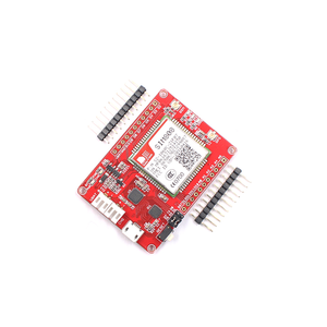 Maduino SIM808 GPS Tracker - Makerfabs
