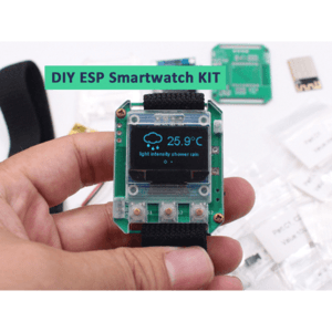 DIY ESP Smartwatch Kit, Start Kit - Makerfabs