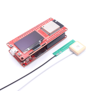 WIFI BLE GPRS GPS 4 in 1 Kit Based on ESP32 and A9G - Makerfabs