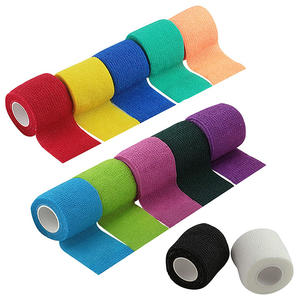 Customized Cohesive Bandage Factory-with Strong Fabric Shred Resistant Quick
