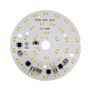 90mm LED Light PCB Board Design