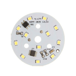 2835 50mm LED Bulb 220v PCB Board