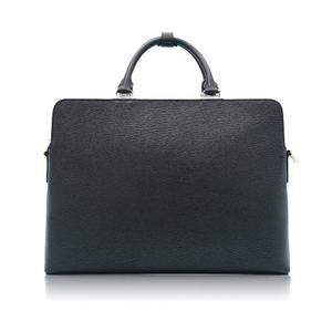 China OEM Genuine Leather Briefcase Factory Men 100% Cowhide Leather Briefcase Genuine Leather Bags 6868-1