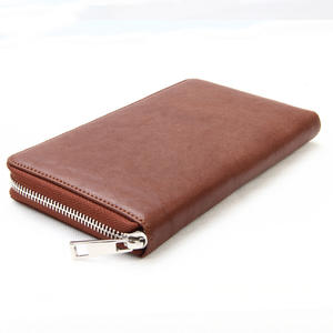 Custom-made Leather Wallets 100% Real Genuine Leather Wallet
