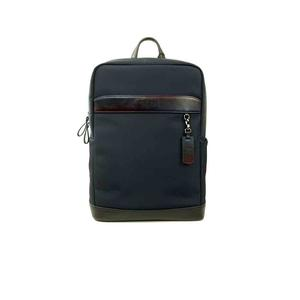 China wholesale mens leather backpacks factory