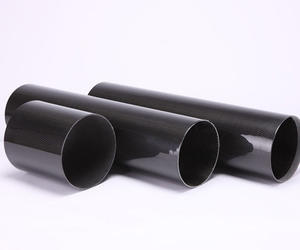 Real 3K Carbon Fiber Round Tubes, Square Tubes, Bended for Uav Drones