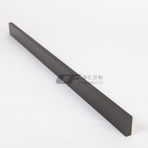 Strip-shaped Carbon Fiber Plate