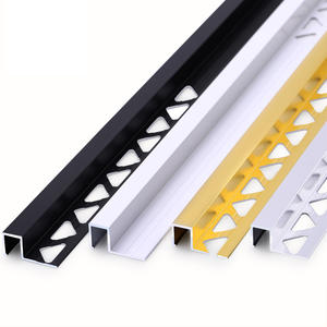 professional high quality China Aluminium trims profiles factory price