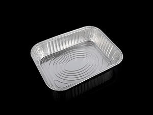 FB Airline-3 Rectangular Aluminium Foil Container