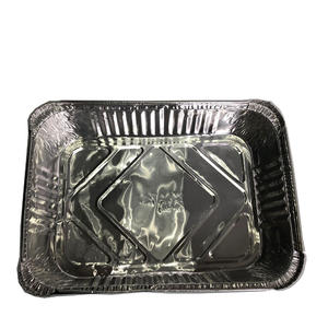 FB4290 Rectangular Aluminium Foil Container