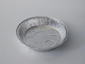 pizza pan baking cake carry-out roasting round aluminium foil container